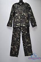 Костюм камуфляжный (куртка+брюки) костюм Размер:46,48,50,58,60