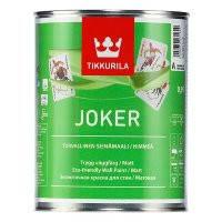 Тиккурила Джокер краска для интерьера