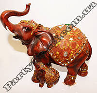 Статуэтка Слониха со слоненком