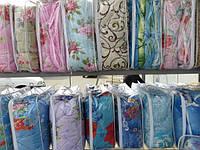 Одеяло двуспальное евро шерстяное Лери Макс - разные окрасы