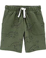 Трикотажные шорты с динозаврами для мальчика Carters
