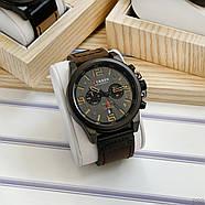 Оригинальные наручные часы Curren 8314 Black-Brown, фото 6
