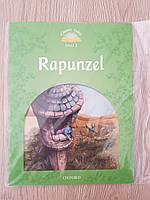 Rapunzel: комплект книга и рабочая тетрадь