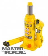 MasterTool Домкрат гидравлический бутылочный 2 т, 158-308 мм, Арт.: 86-0021