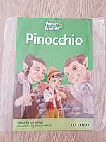 Книга для чтения Family and Friends 3 Reader C Pinocchio