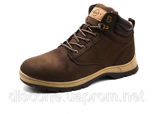 Зимние ботинки BaaS, мужские, на меху