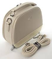 Аккуратная прочная женская сумочка с очень качественного заменителя WEILIYA art. F8175, фото 1
