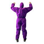 Костюм (комбинезон) защитный Рельеф Фиолетовый, фото 2