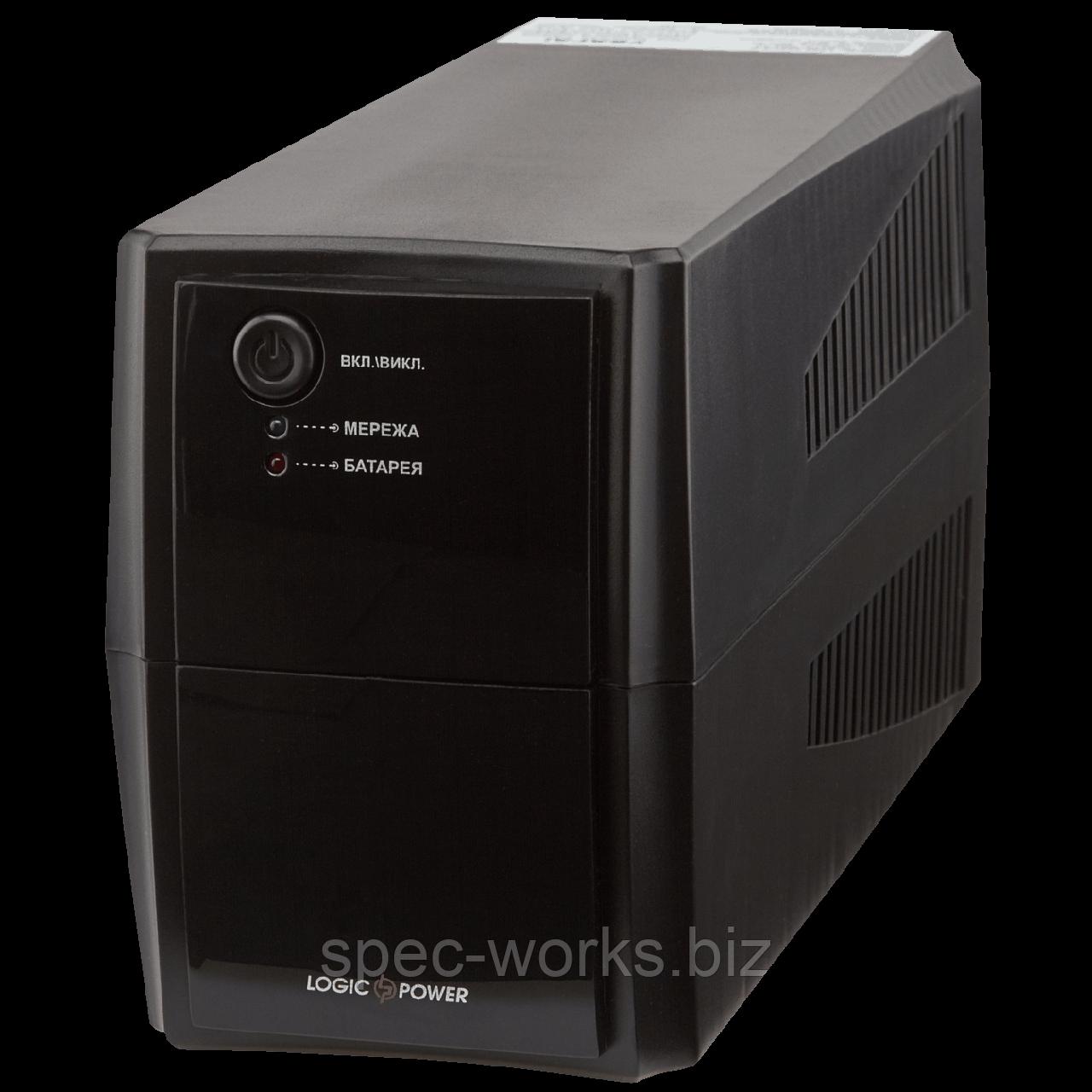 Источники бесперебойного питания LogicPower LPM-525VA-P (367 Вт)