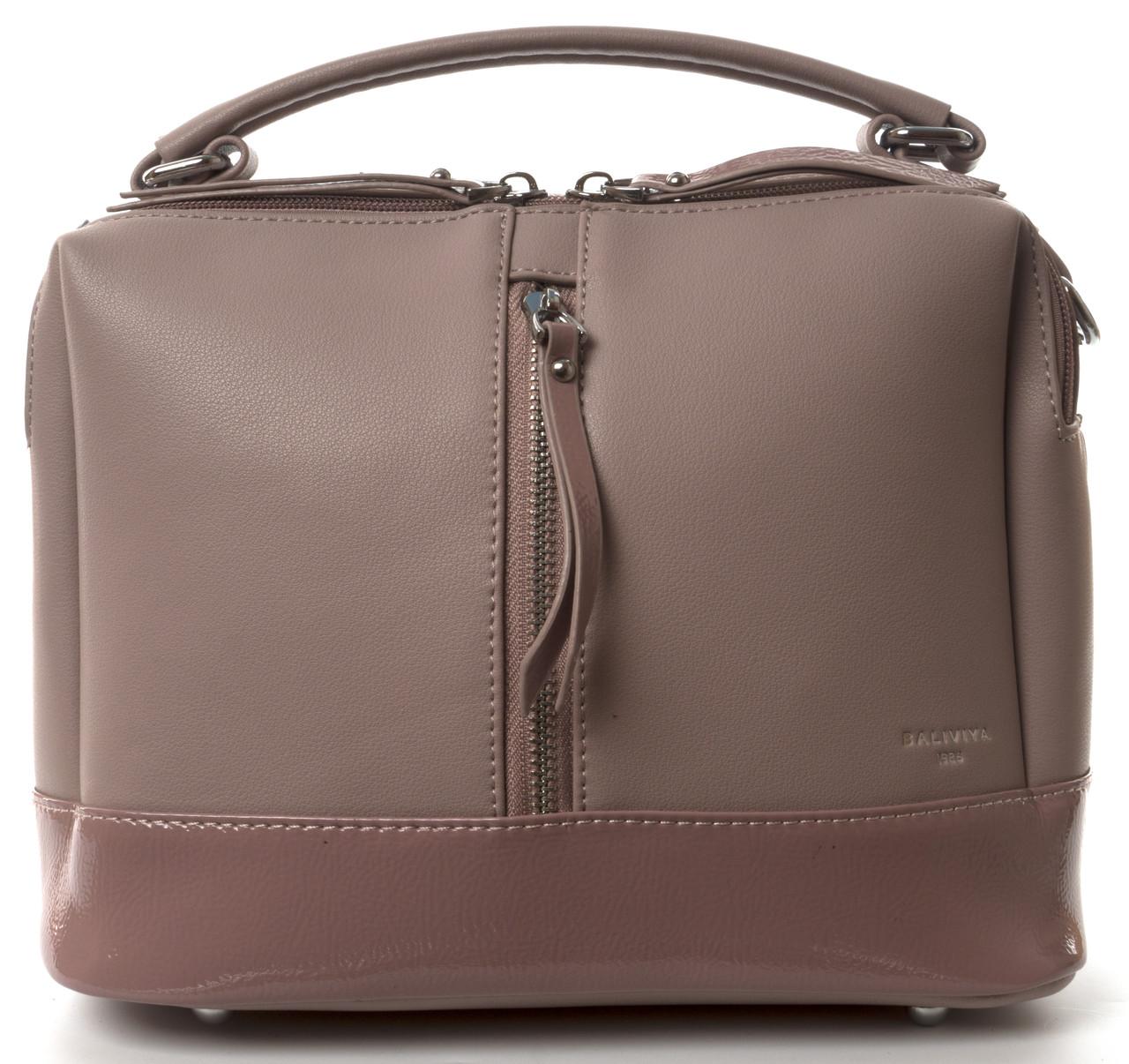 Удобная надежная стильная прочная женская сумка BALIVIYA art. 19397