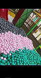 Кульки для сухого басейну 8 см 100шт м'які, фото 7