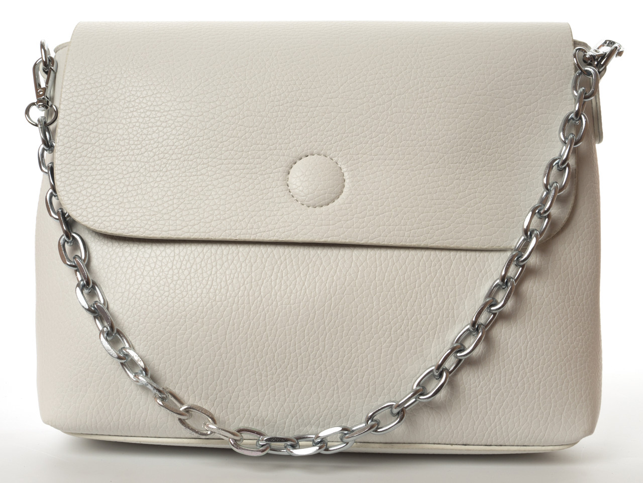 Акуратна міцна жіноча сумочка з дуже якісного замінника WEILIYA art. F1924