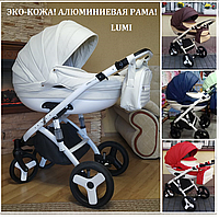 Детская коляска 2 в 1 Lumi Victoria Gold