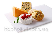 Доска разделочная белая HACCP HENDI 450х300х12.7 (для хлеба и молокопродуктов)