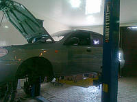 Шаровая опора Daewoo Lanos,Chevrolet Aveo