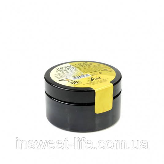 Пищевой краситель желтый Sosa 60г/упаковка