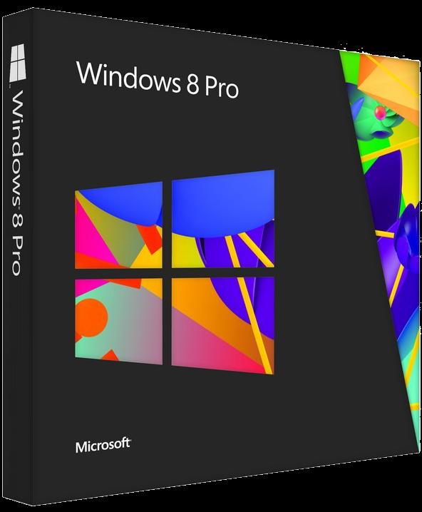 Microsoft Windows 8 Pro 32-bit/64-bit Russian VUP DVD (3UR-00034)