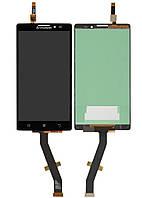 Дисплейный модуль (дисплей + сенсор) для Lenovo Vibe Z K910, оригинал