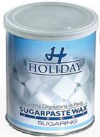 Шугаринг, жесткая сахарная паста, 400 мл, Holiday