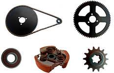 Трансмиссия квадроциклов и мототехники