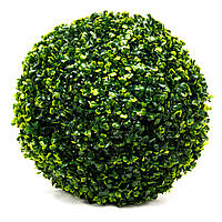Искусственное растение,куст Самшит 38 см, (960033), фото 1