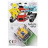 Іграшка інерційна - мишеня-гонщик Aohua, машинка у формі ананаса 4,5 см, пластик (MR-12C-8), фото 2