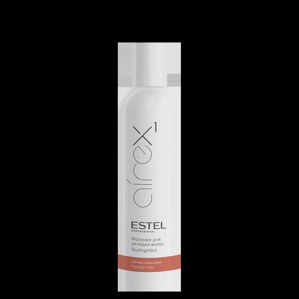 Молочко для укладання волосся Estel Airex легка фіксація 250 мл
