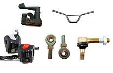 Рулевое управление квадроциклов и мототехники