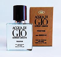 Мужской парфюм Giorgio Armani ACQUA DI GIO TESTER