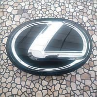 Эмблема - значок Lexus под дистроник 163-120 мм