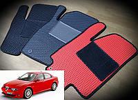 Коврики на Alfa Romeo 156 '97-06. Автоковрики EVA, фото 1