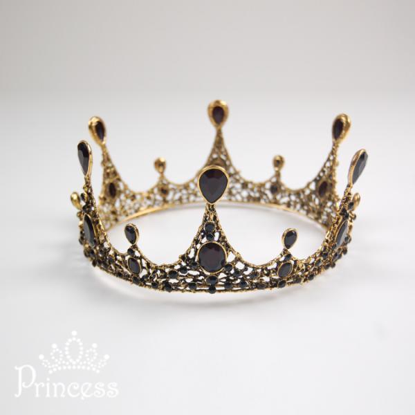 Шикарная металлическая корона для девочки