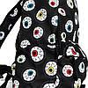 Рюкзак городской молодёжный с принтом глаз - Фото
