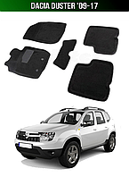 3D Килимки Dacia Duster '09-17, фото 1
