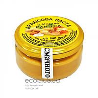 Паста арахисовая с медом (стекло) ТМ Manteca 100г