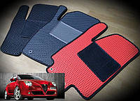 Коврики ЕВА в салон Alfa Romeo MiTo '08-18