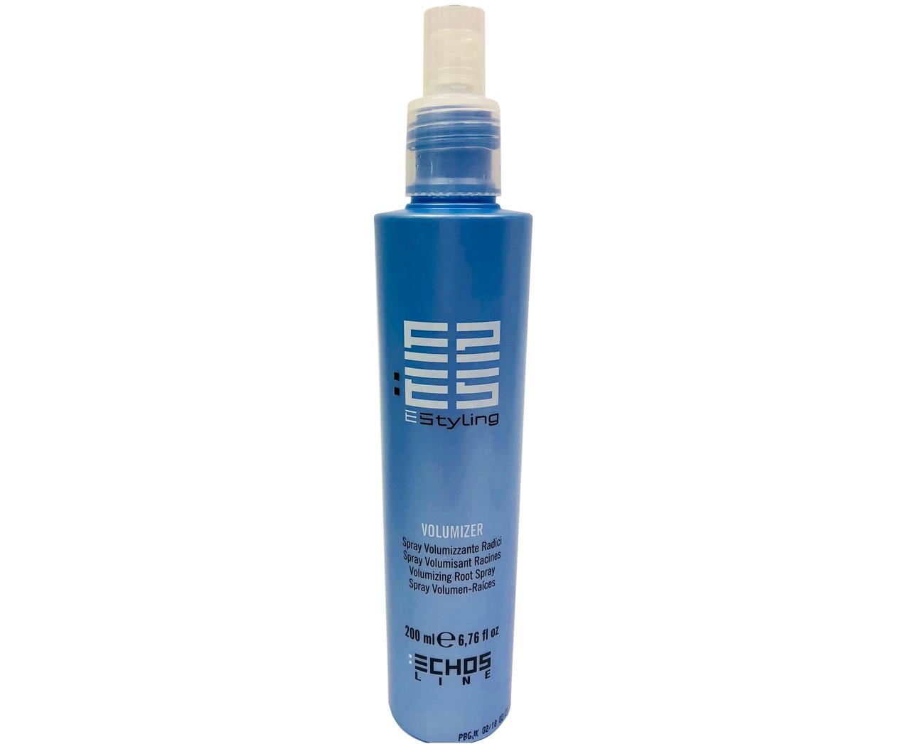 Спрей прикорневой для волос ECHOSLINE STYLING VOLUMIZER SPRAY, 200 МЛ