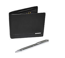 Набор портмоне с ручкой CROSS CLASSIC CENTURY Черный (ACC436B-1)