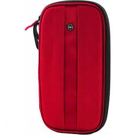 Тревеллер Victorinox Travel ACCESSORIES с защитой RFID 4.0 Red (Vt311728.03)