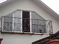 Кованый балкон, фото 1