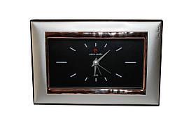 Часы настольные Pierre Cardin Montparnasse Посеребренные (PCMO39R/1)