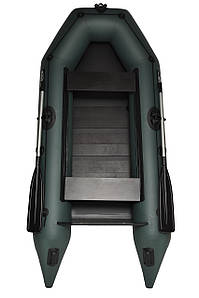 Лодка пвх надувная двухместная под мотор Grif boat GM-270 (220644)