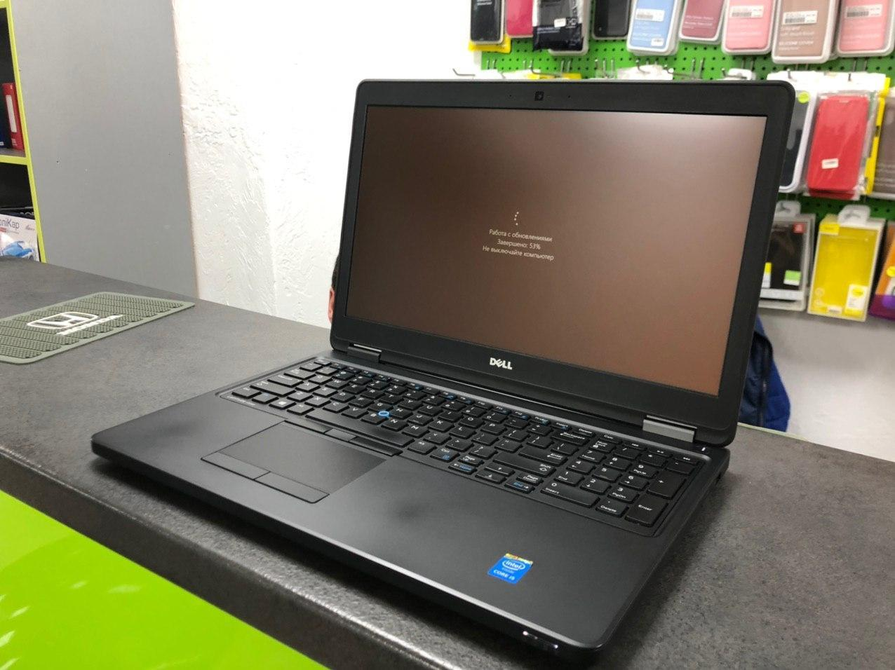 Dell Latitude E5550 | FHD IPS 15.6' | i5 -5300U | 8Gb | SSD 120Gb