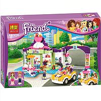 """Конструктор Bela 10759 """"Магазин замороженных йогуртов"""" (реплика LEGO Friends 41320), 376 дет"""