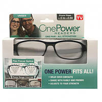 Универсальные очки для чтениия One Power, фото 1