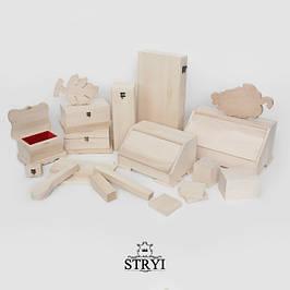 Заготовки деревянные для творчества (ЛИПА)