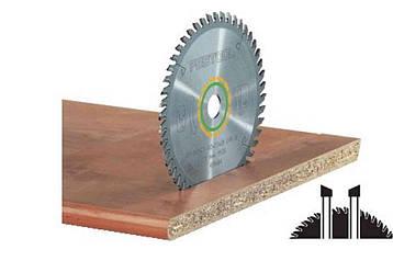 Пильный диск с мелким зубом 160x2,2x20 W48
