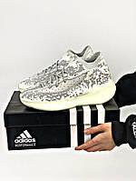 Кроссовки мужские Adidas Yeezy Boost 380 Alien. Стильные кроссовки белого цвета.