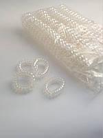 Резинки силиконовые спиральки