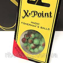 Плавающая насадка X-Point Spicy Mix (Специи) 8-10мм XL